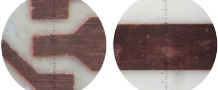 Ultra-Low Cost Microwave Circuits in Paper Substrates Exploiting Conductive Adhesive Tapes