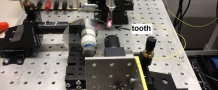 Recent advances in dental optics – Part II: Experimental tests for a new intraoral scanner