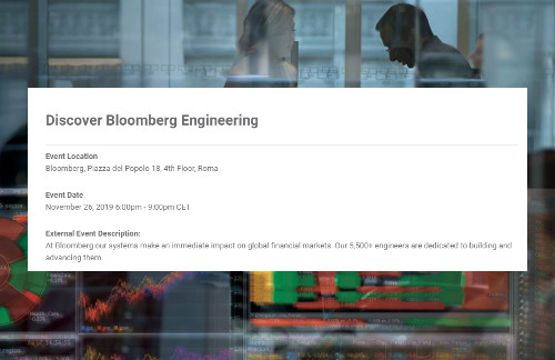 bloomberg discover